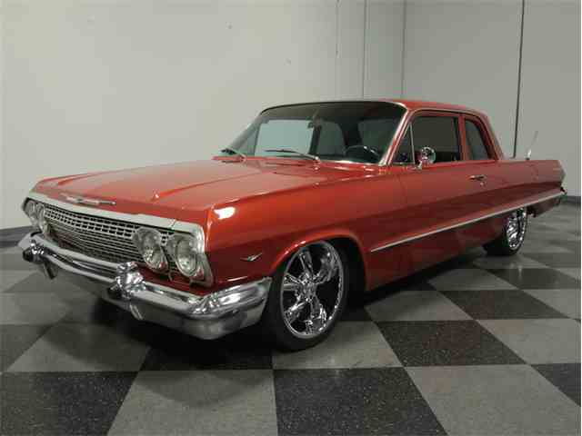 1963 Chevrolet Bel Air | 872525