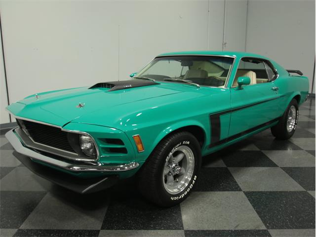 1970 Ford Mustang | 872526