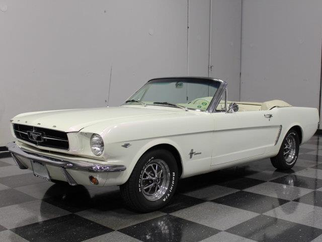 1964 Ford Mustang   872530