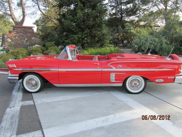 1958 Chevrolet Impala | 872534