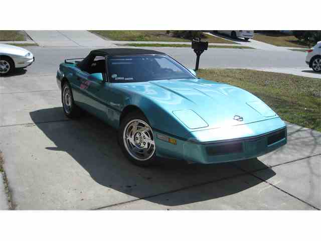 Picture of '90 Chevrolet Corvette located in South Carolina - $9,500.00 - IP99