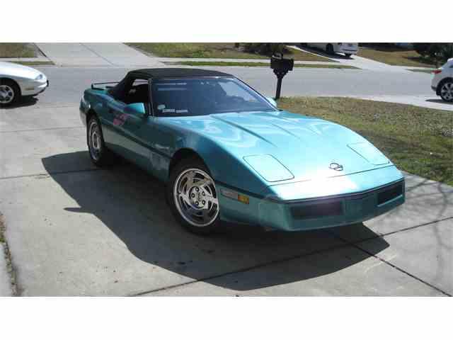 1990 Chevrolet Corvette | 872541