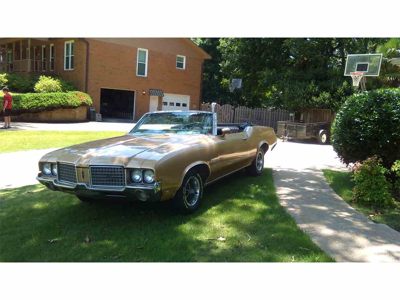 Large Picture of '72 Cutlass - IP9I
