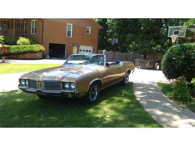 1972 Oldsmobile Cutlass | 872550