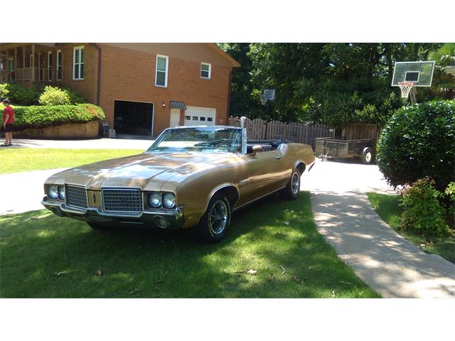 1972 Oldsmobile Cutlass | 872550