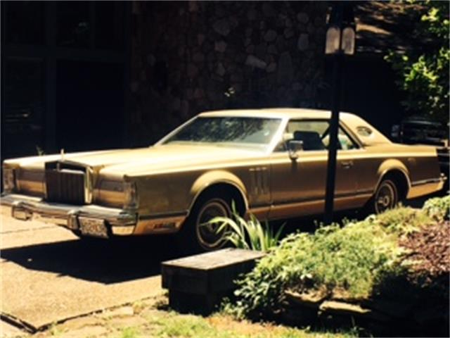 1978 Lincoln Continental Mark V | 872559