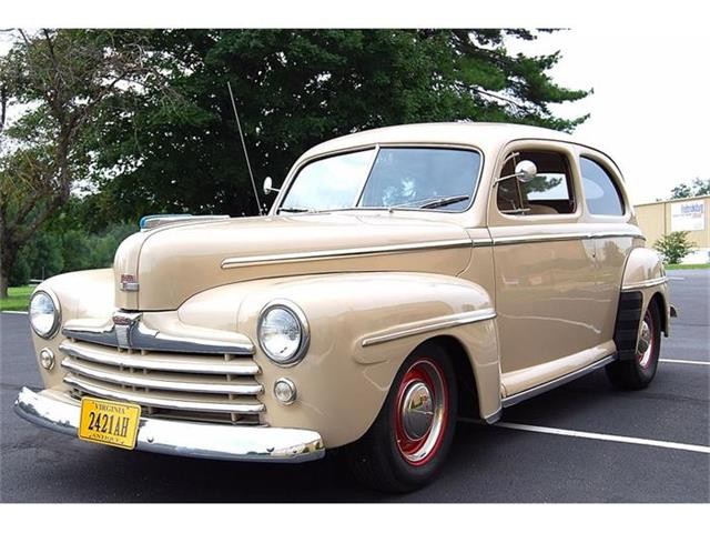 1947 Ford Super Deluxe | 872561