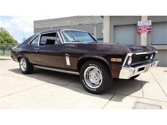 1970 Chevrolet Nova SS | 872564