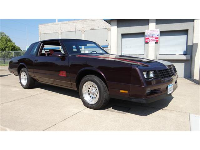 1988 Chevrolet Monte Carlo SS | 872565