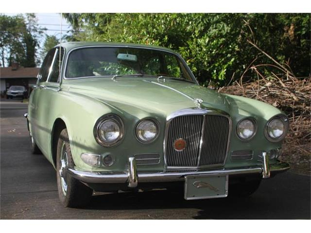 1967 Jaguar 420 | 872567