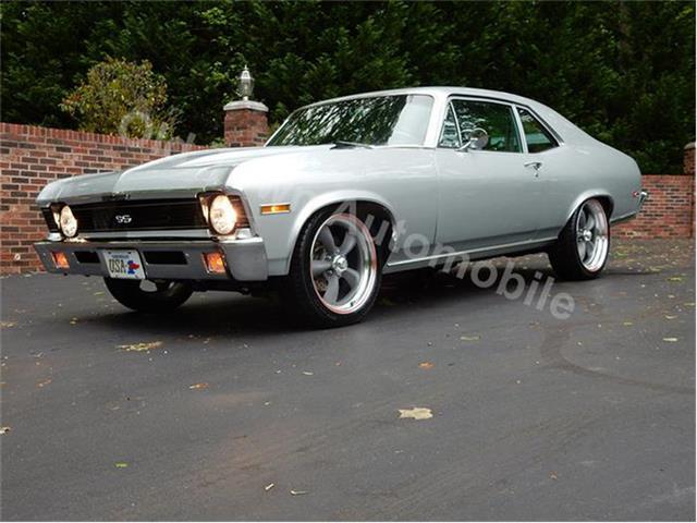 1970 Chevrolet Nova   872578