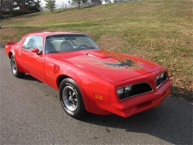 1977 Pontiac Firebird | 872588