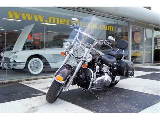 2007 Harley-Davidson SoftailHeritage   872594