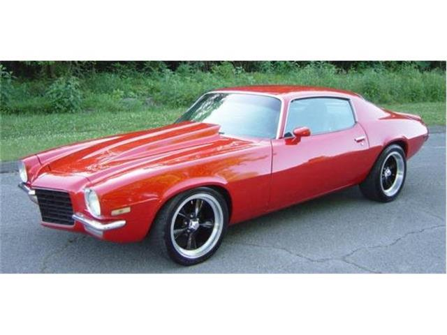 1973 Chevrolet Camaro   872599