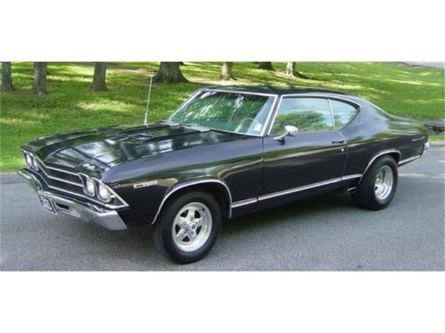 1969 Chevrolet Chevelle | 872604