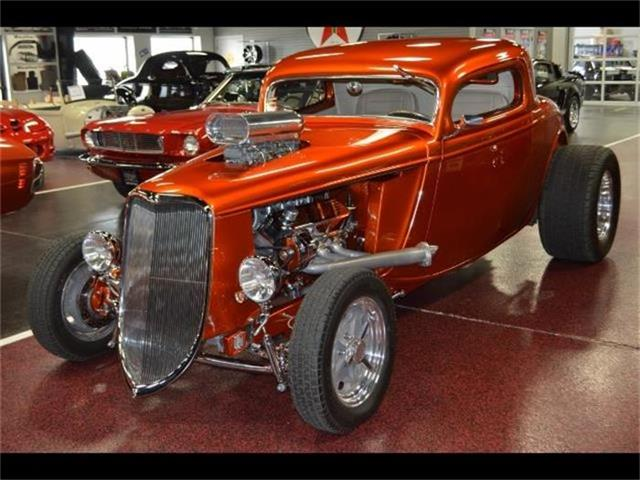 1933 Ford 3 WindowStreet Rod | 872615