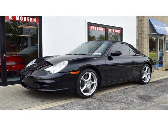 2003 Porsche 911 Carrera C2 Cabrio | 872618