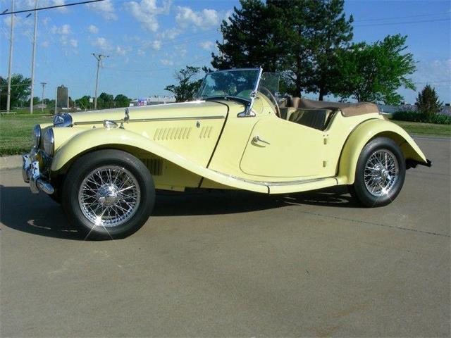 1954 MG TF | 872621