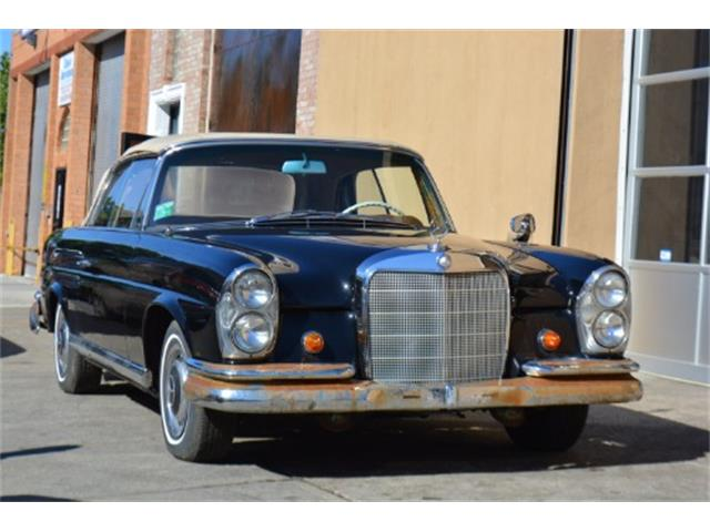 Classic mercedes benz 220se for sale on for Mercedes benz 220 se