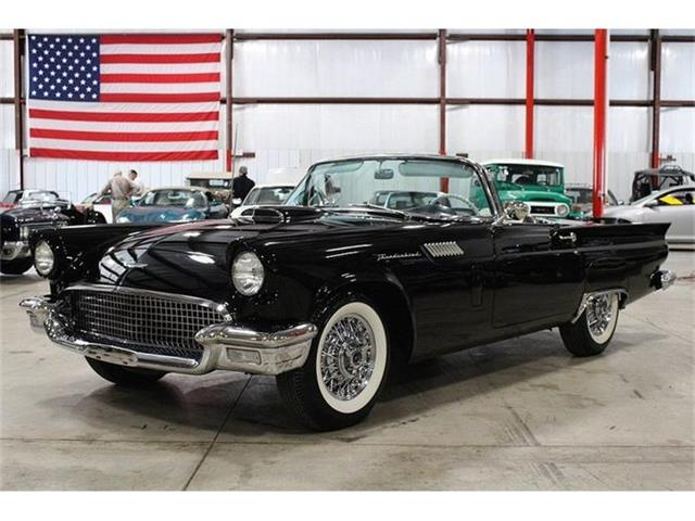 1957 Ford Thunderbird | 872632