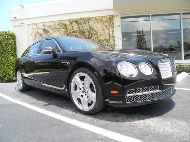 2014 Bentley Continental Flying Spur | 872638