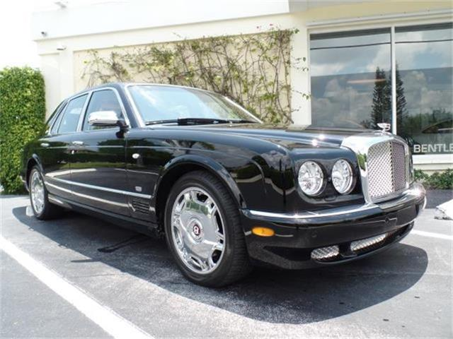 2008 Bentley Arnage r mulliner concours le | 872639