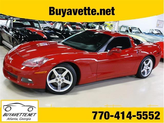 2005 Chevrolet Corvette | 872644