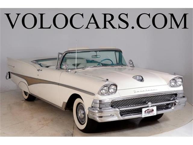 1958 Ford Sunliner Retractable | 872645