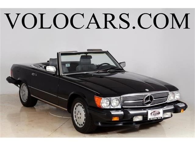 1986 Mercedes-Benz 560SL | 872647