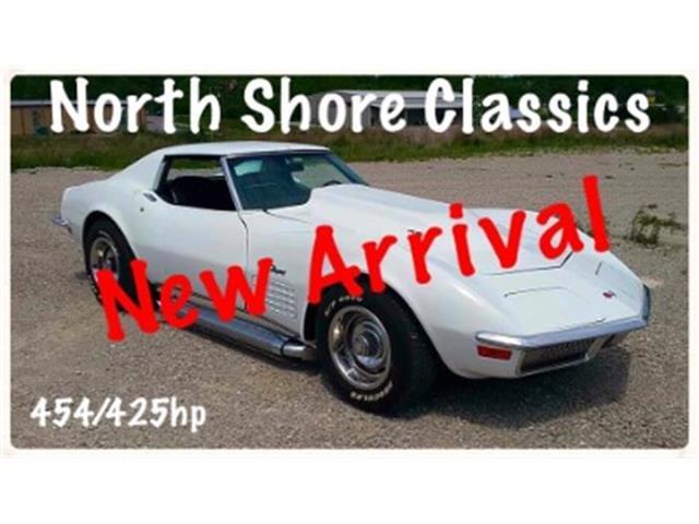 1972 Chevrolet Corvette | 870265