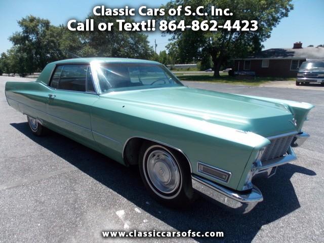 1968 Cadillac Coupe DeVille | 872667
