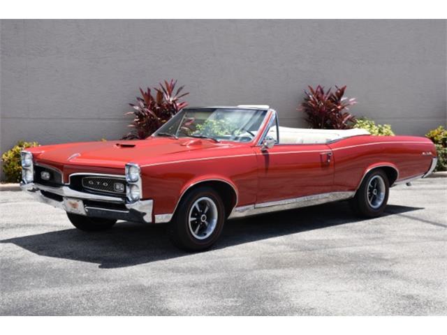1967 Pontiac GTO | 872705