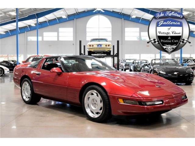 1991 Chevrolet Corvette | 872707