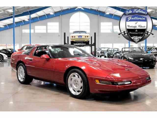 1991 Chevrolet Corvette   872707