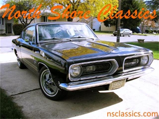 1968 Plymouth Barracuda | 870271