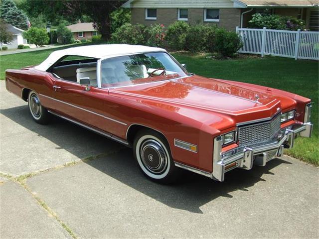 1976 Cadillac Eldorado | 872716