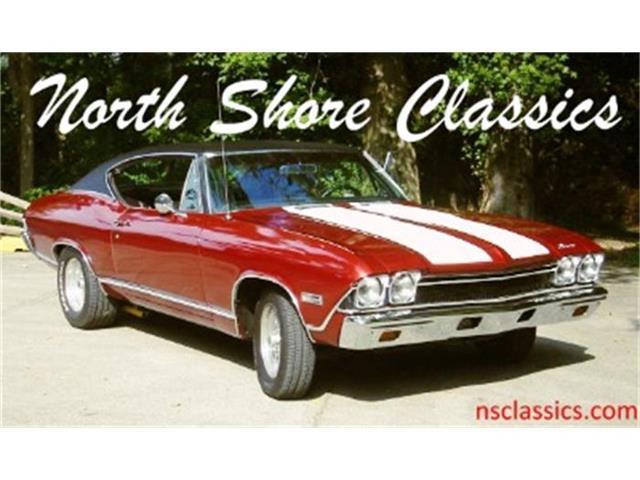 1968 Chevrolet Chevelle | 870274