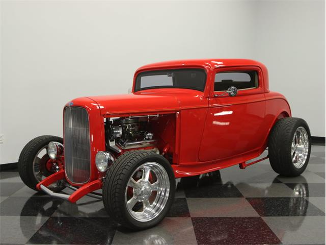 1932 Ford 3-Window Coupe | 872743
