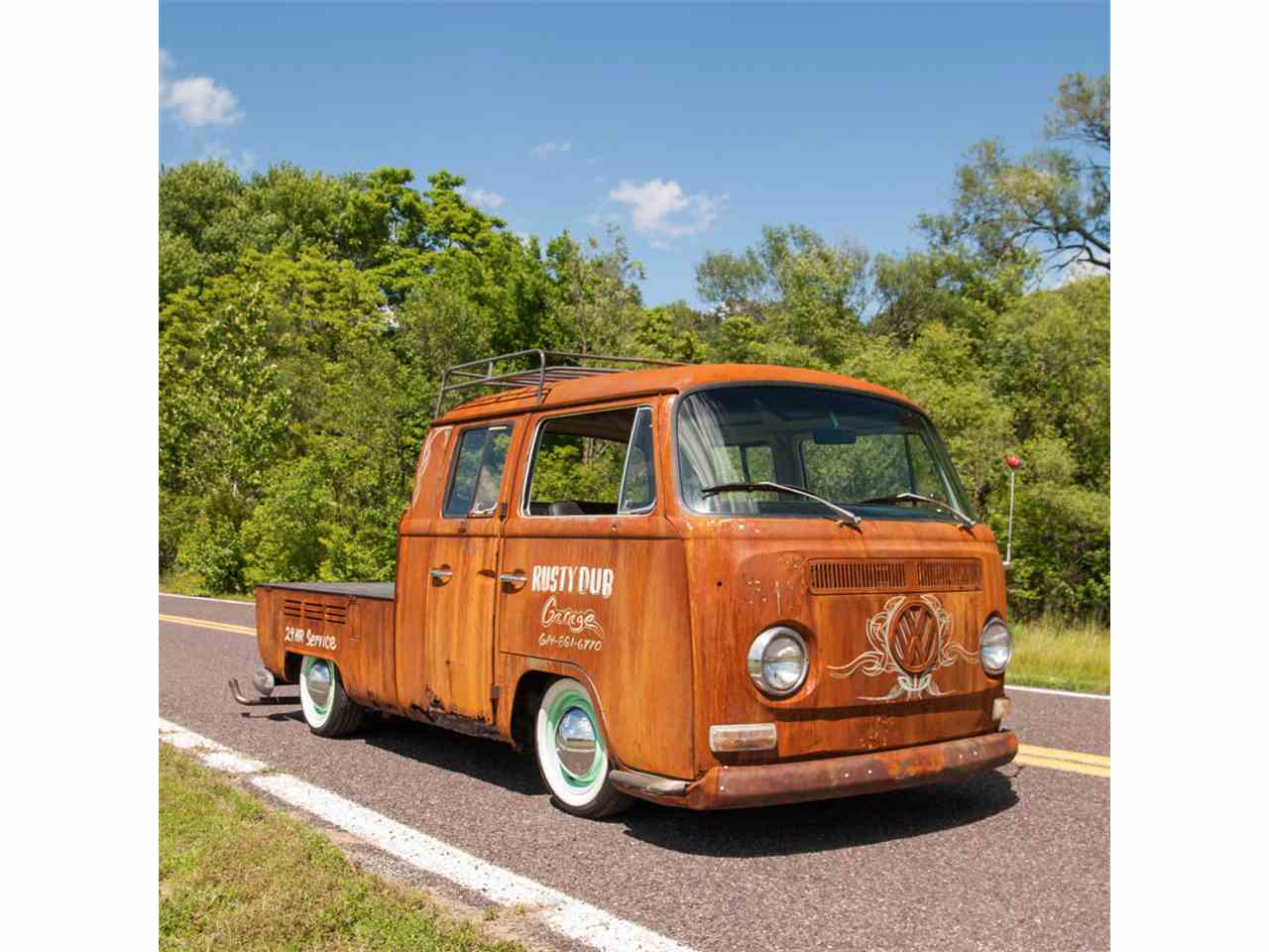 1969 Volkswagen Double Cab for Sale - CC-870028
