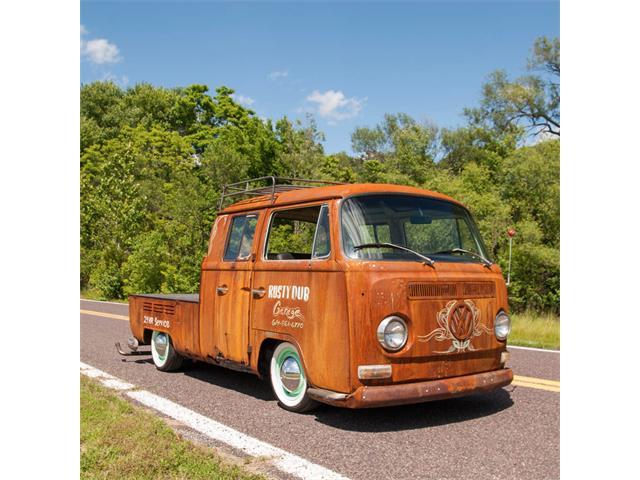 1969 Volkswagen Double Cab | 870028