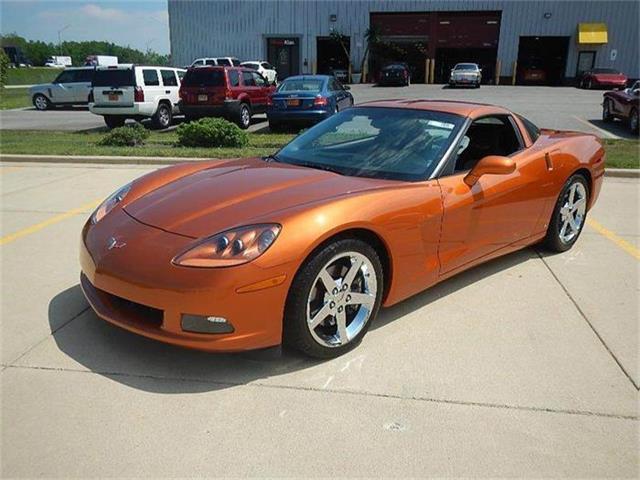 2007 Chevrolet Corvette | 872868