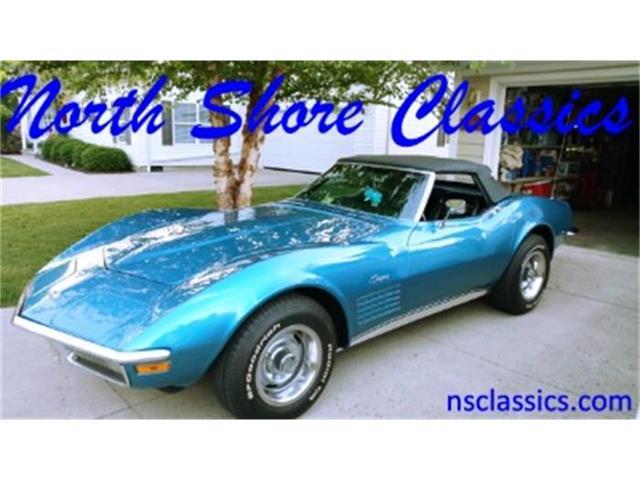 1971 Chevrolet Corvette | 872870