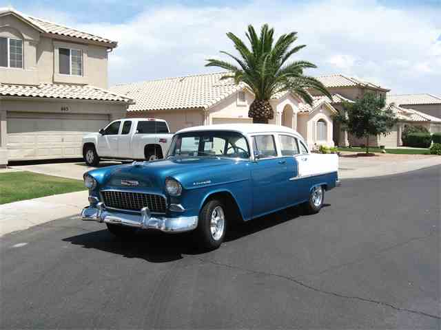 1955 Chevrolet Bel Air | 870292