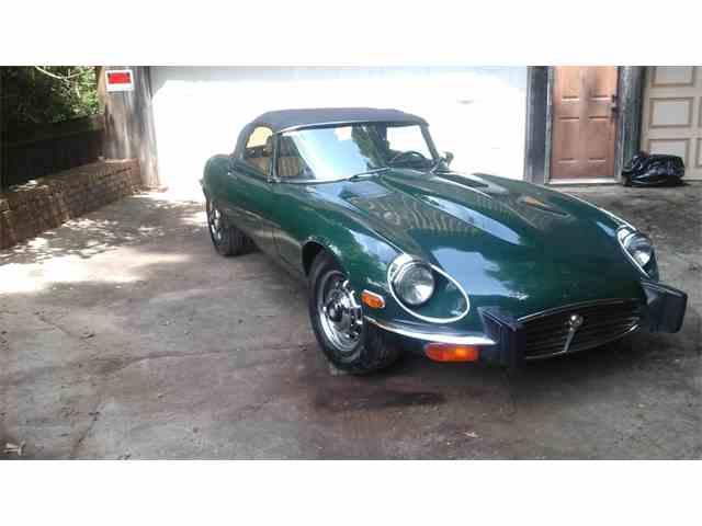 1974 Jaguar E-Type | 870003