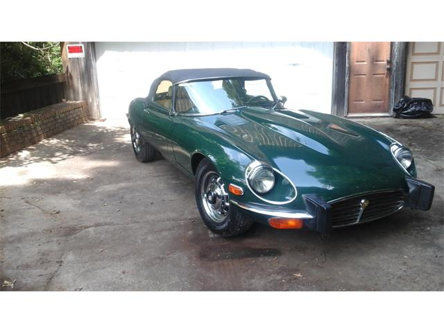 1974 Jaguar E-Type | 870003