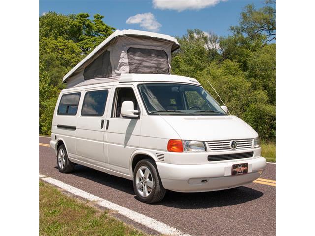 1997 Volkswagen Eurovan   870032