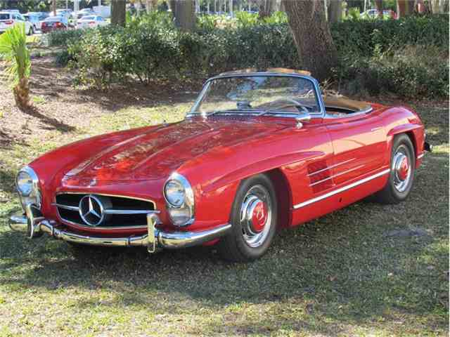 1960 Mercedes-Benz 300SL | 870344