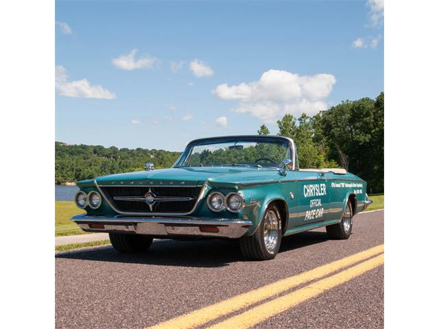 1963 Chrysler 300 Pacesetter Convertible | 870035