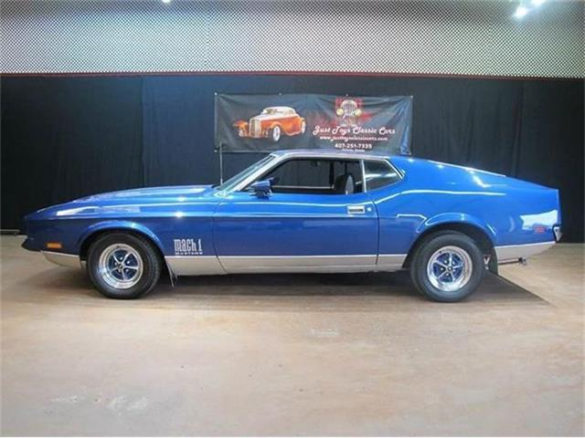 1971 Ford Mustang Mach 1 | 873714