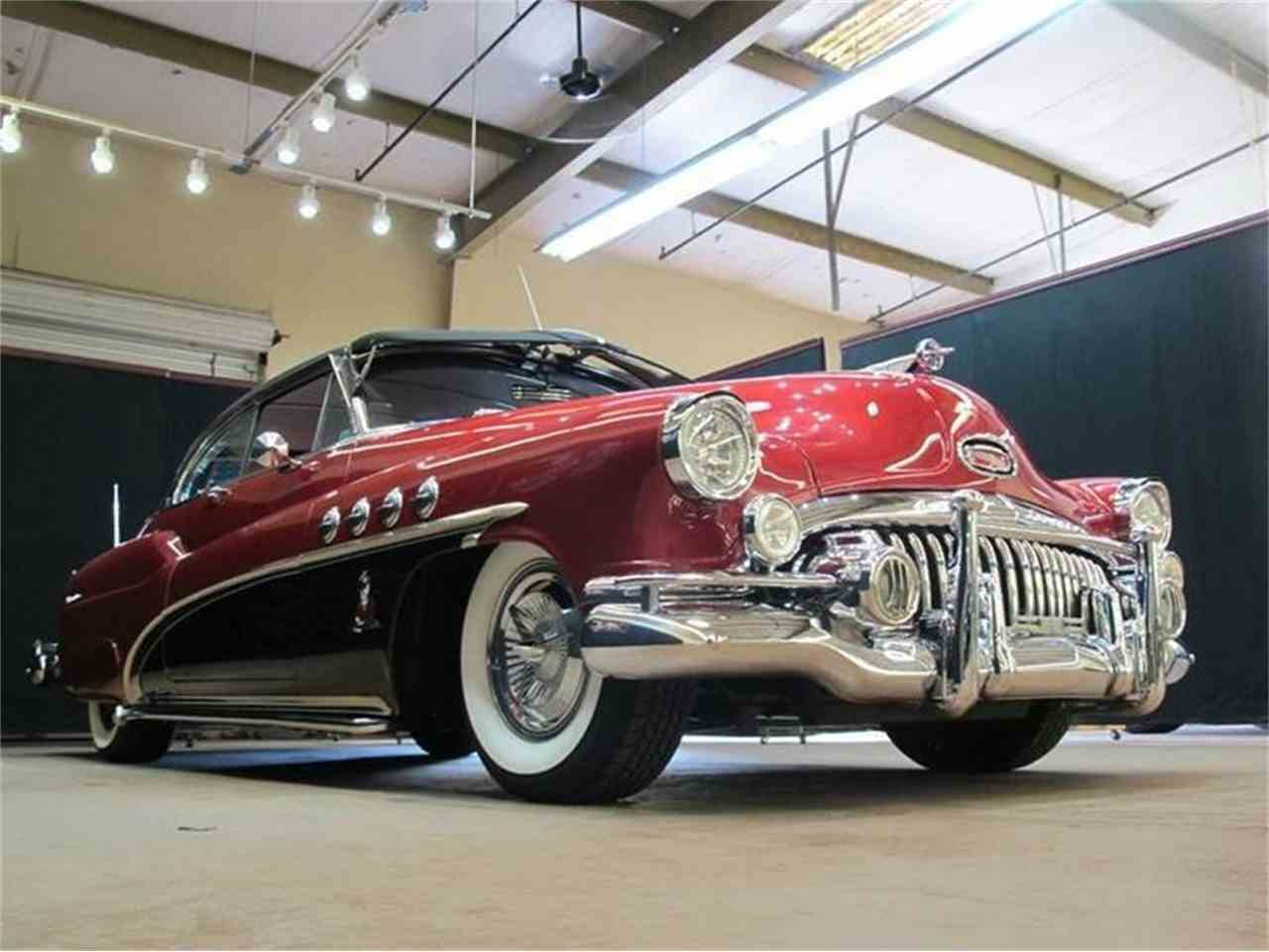 1952 Buick Roadmaster For Sale Classiccars Com Cc 873719